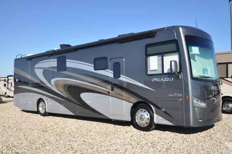2018 new thor motor coach palazzo 36 3 bath 1 2 diesel for Class a motor coach