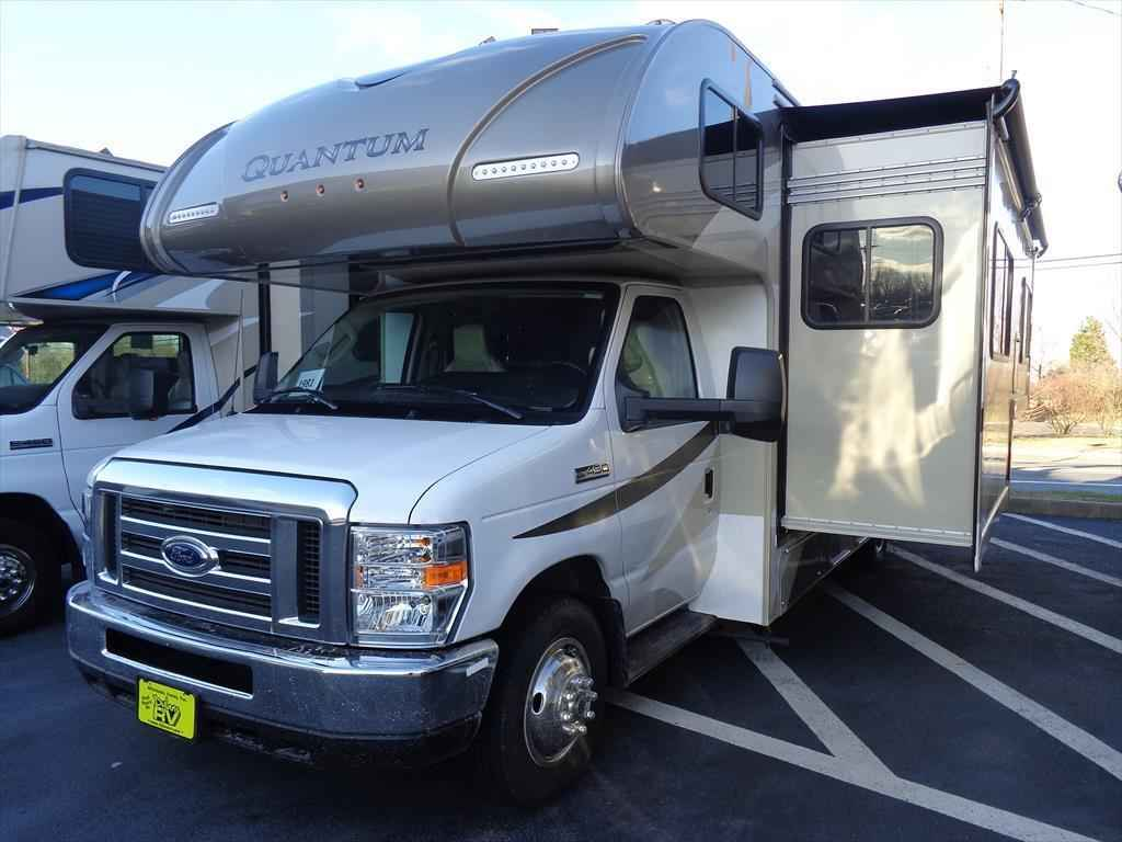2018 new thor motor coach quantum rc25 class c in new for Class c motor coach