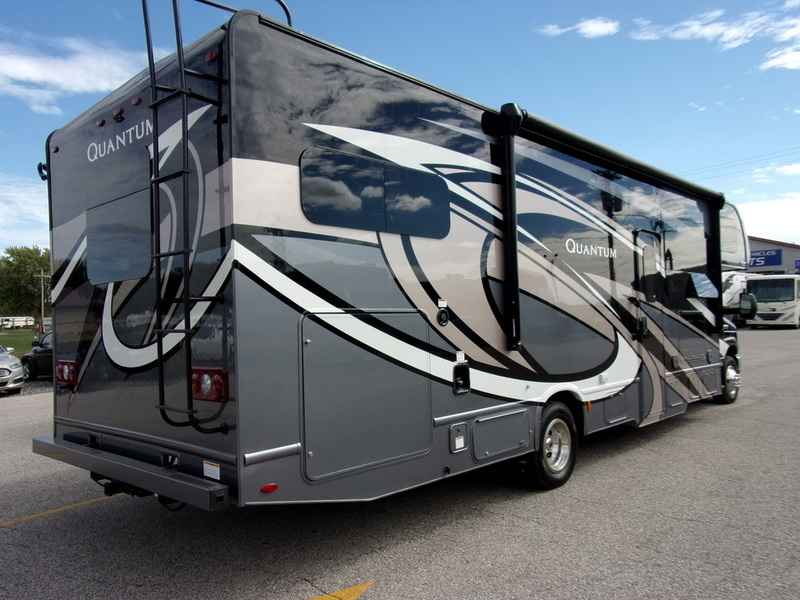 2018 new thor motor coach quantum ws31 class c in indiana in for Thor motor coach elkhart in