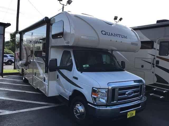 2018 new thor motor coach quantum ws31 class c in new for Class c motor coach