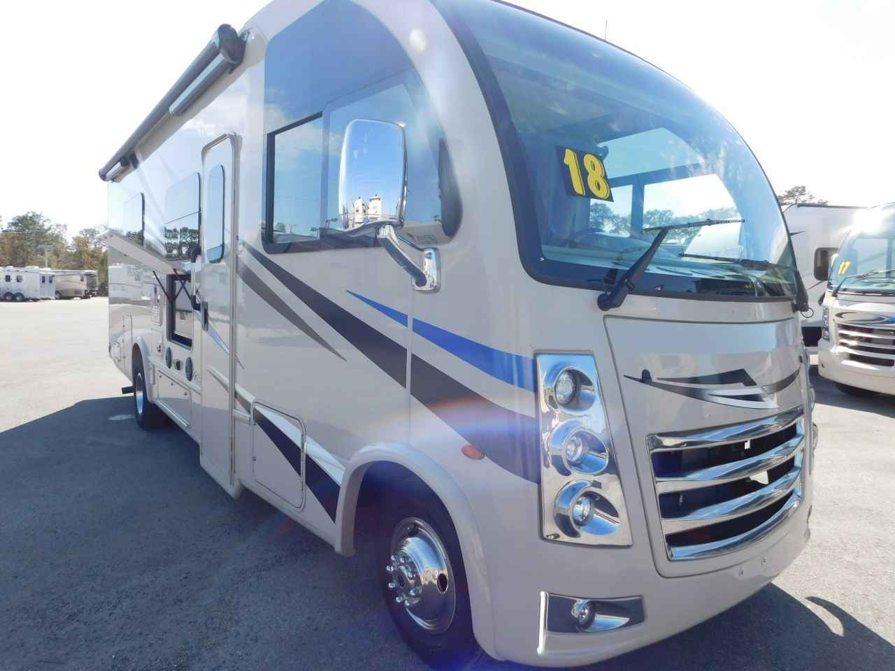 2018 new thor motor coach vegas 25 5 slide out twin king for Class a motor coach
