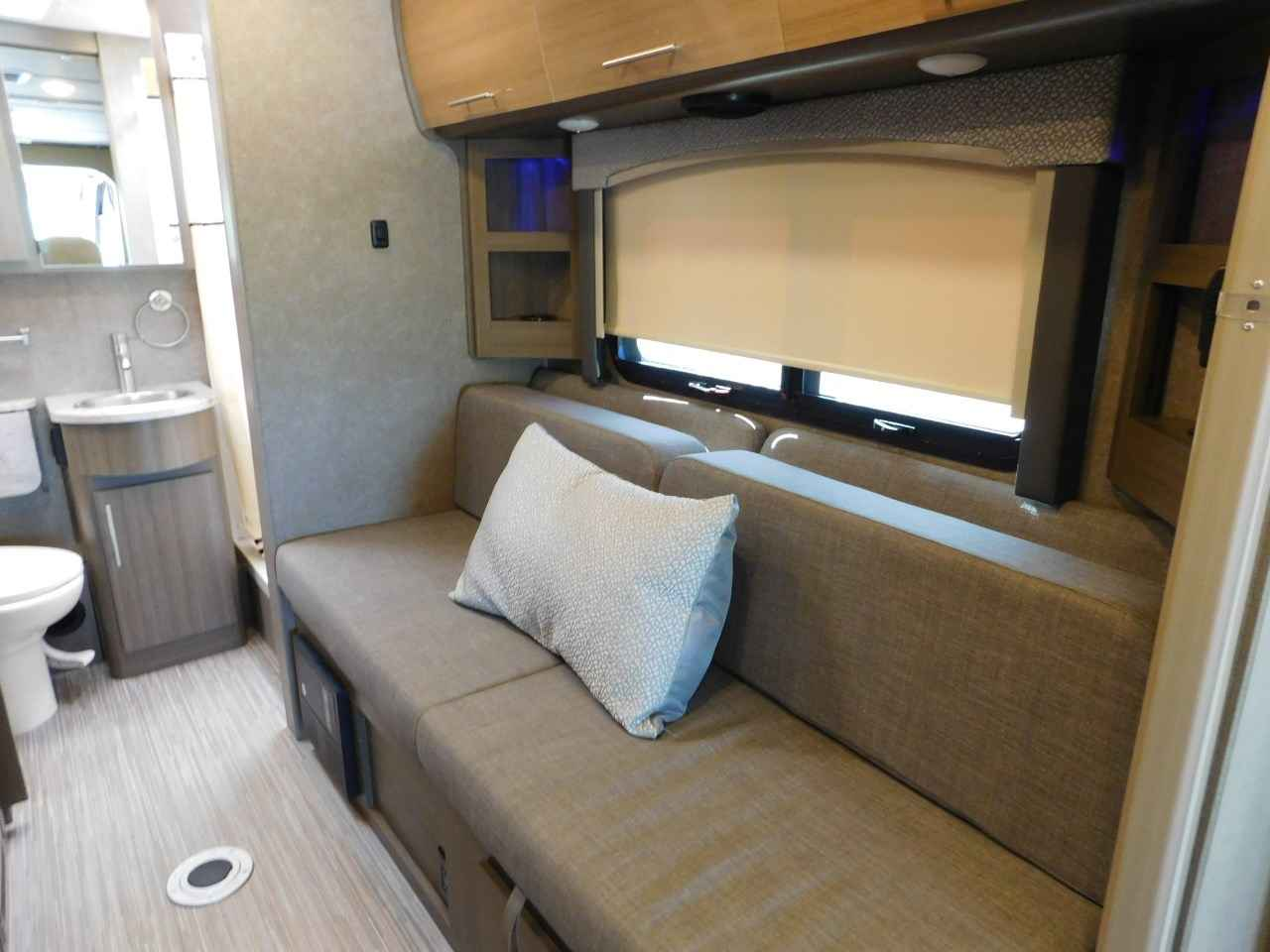 2018 New Thor Motor Coach Vegas 25 5 Slide Out Twin King