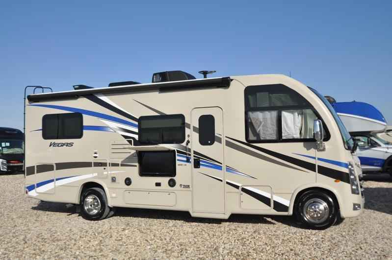 2018 new thor motor coach vegas 24 1 ruv for sale at mhsrv for Thor motor coach vegas
