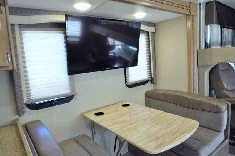 Simple 2018 New Thor Motor Coach Windsport 34J Bunk Model RV For
