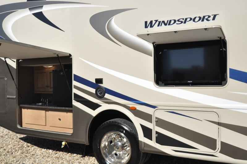 2018 New Thor Motor Coach Windsport 34j Bunk Model Rv For
