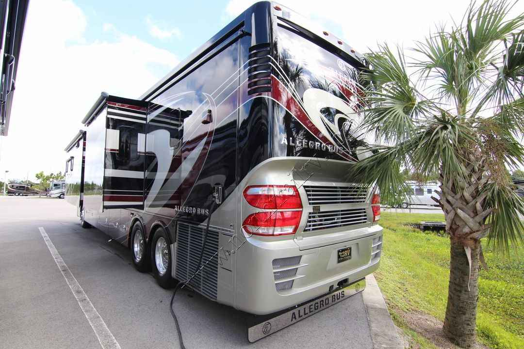 2018 New Tiffin Allegro Bus 45 OPP Class A in Florida FL