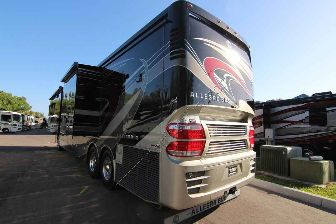 2018 New Tiffin Allegro Bus 45OPP Class A in Florida FL