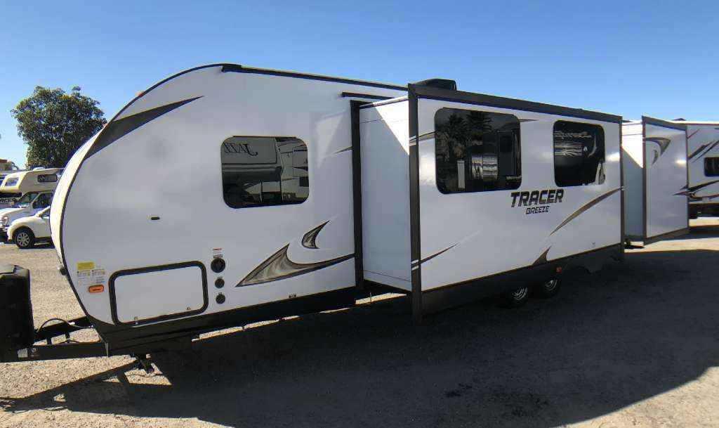 2018 New Tracer 31 Bhd Breeze Travel Trailer In California Ca