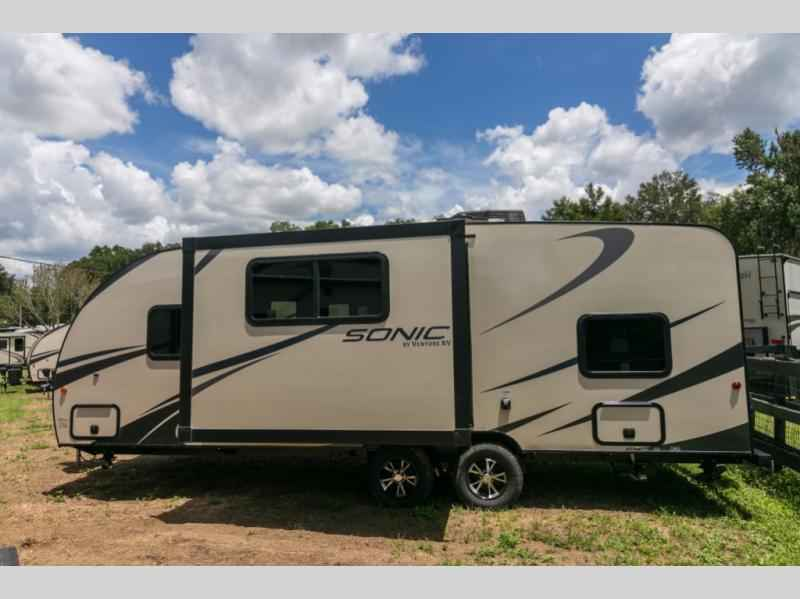 Sonic Travel Trailer By Venture