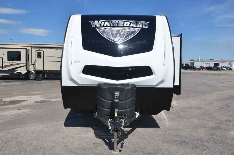 Amazing 2018 New Winnebago MINNIE PLUS 27BHSS TRAVEL TRAILER Travel Trailer In
