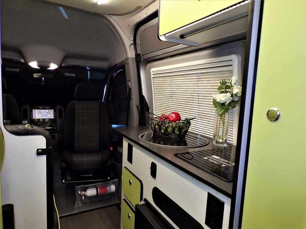2018 New Winnebago Revel 44e 4x4 Sprinter Mercedes Turbo