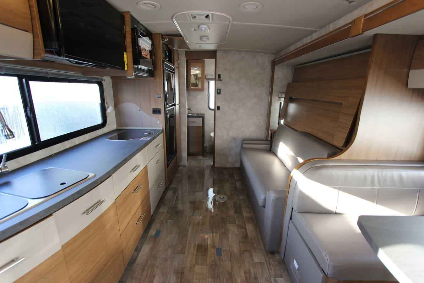 2018 New Winnebago VIEW 24D Class C in Washington WA