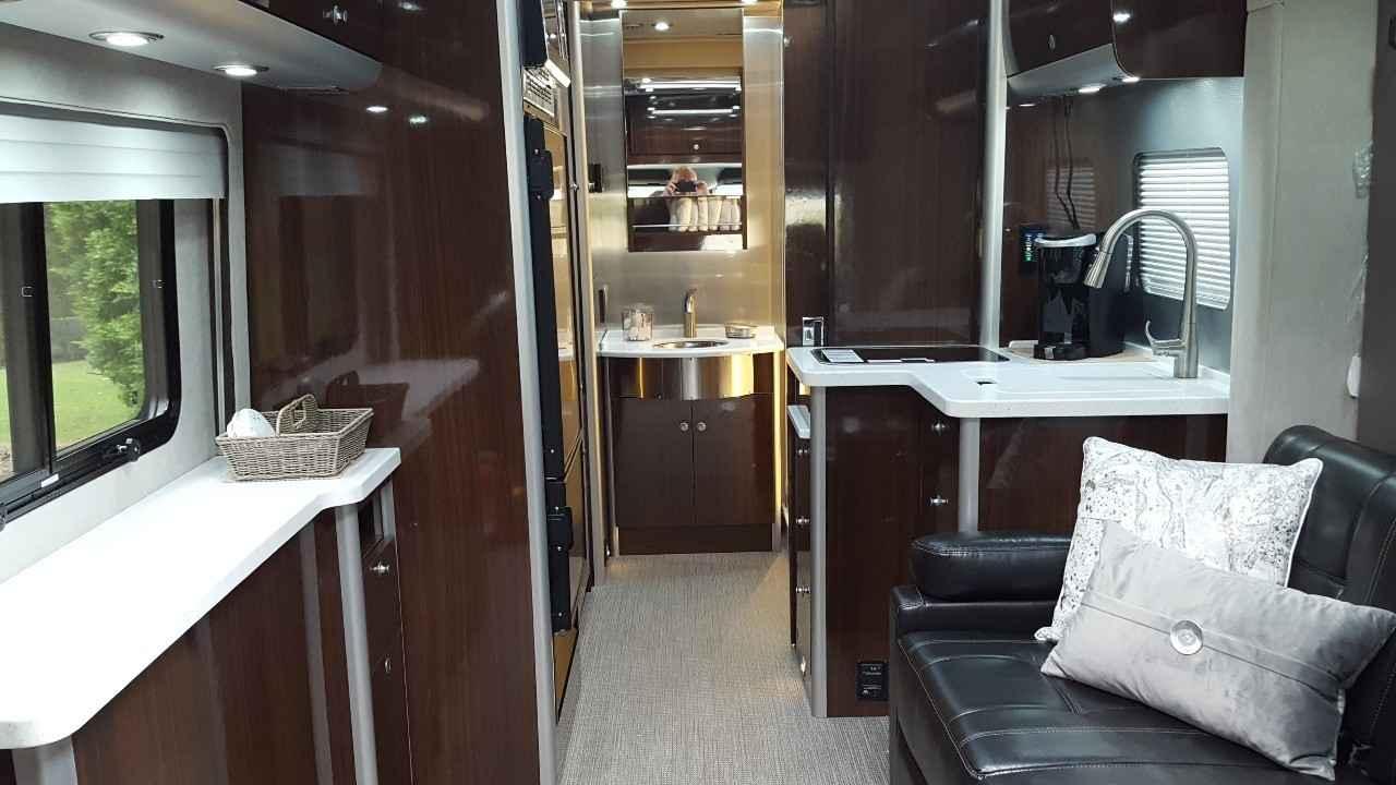 2018 Used Airstream Atlas Class B In Alabama Al