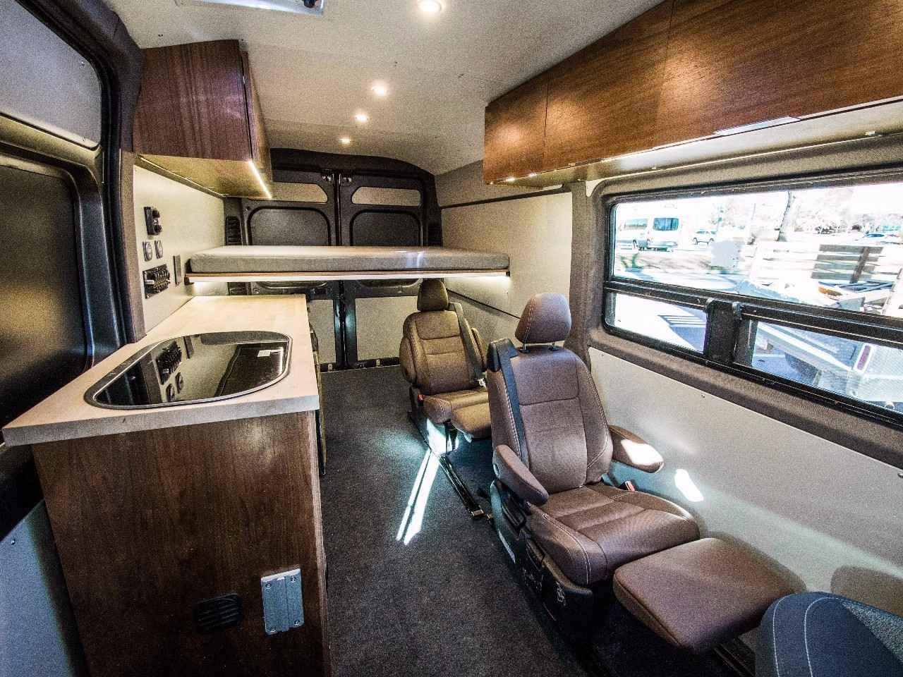 2018 Used Dodge Ram Promaster Truck Camper Class B In