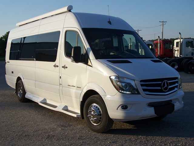 2018 used mercedes benz sprinter 3500 class b in tennessee tn for Mercedes benz sprinter 3500 rv