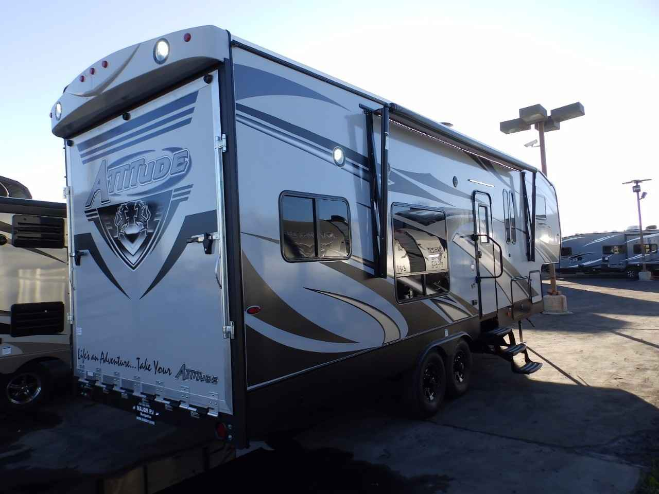 2019 New Eclipse Recreational Vehicles Attitude 28sag 2