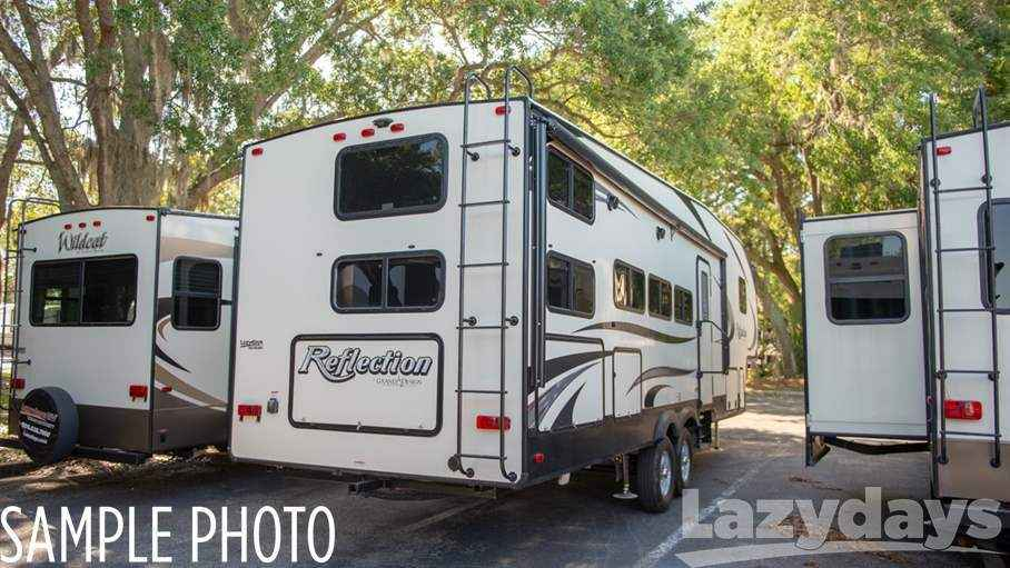 2019 New Grand Design Reflection 311bhs Fifth Wheel In