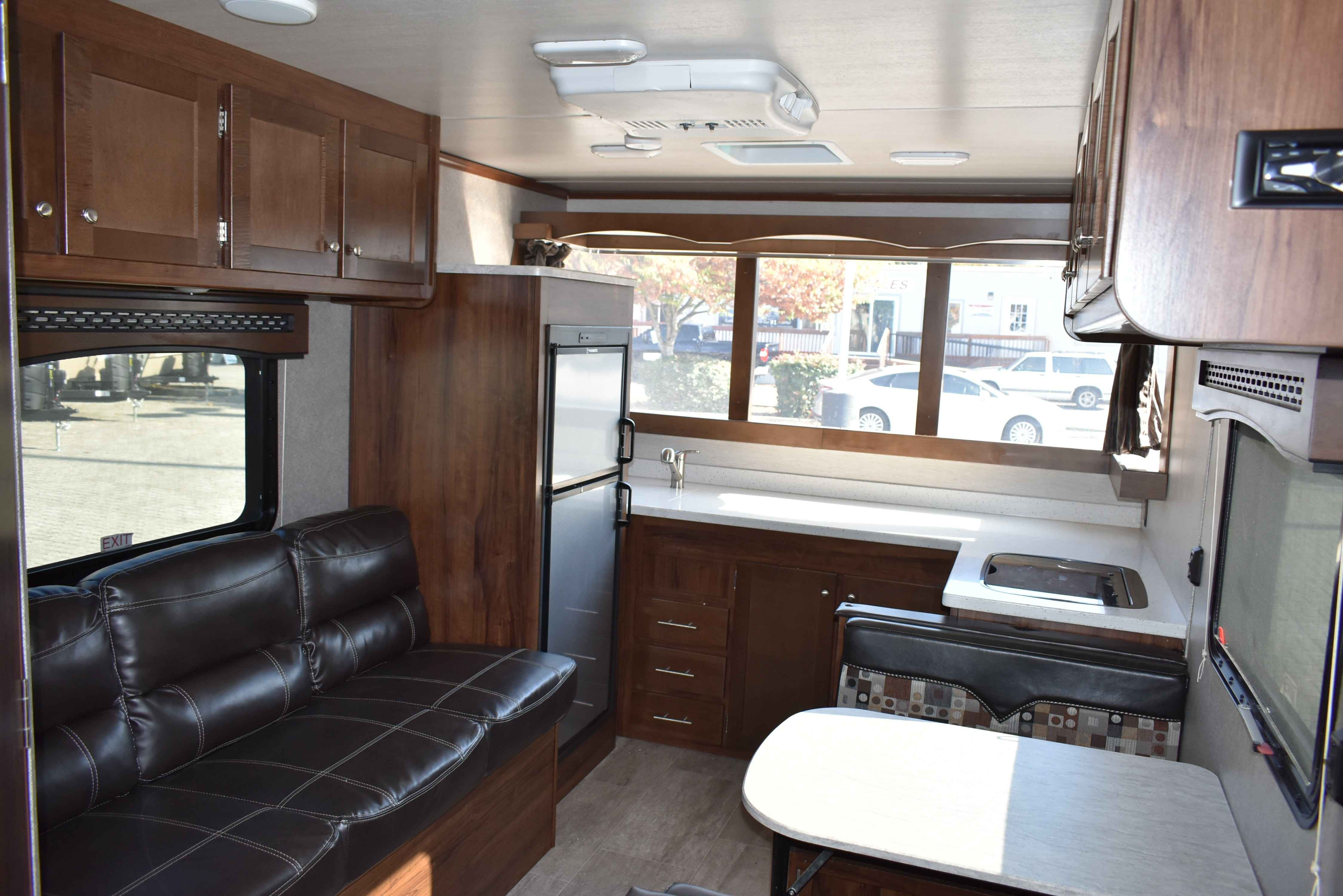 2019 New Heartland Terry Classic Travel Trailer In