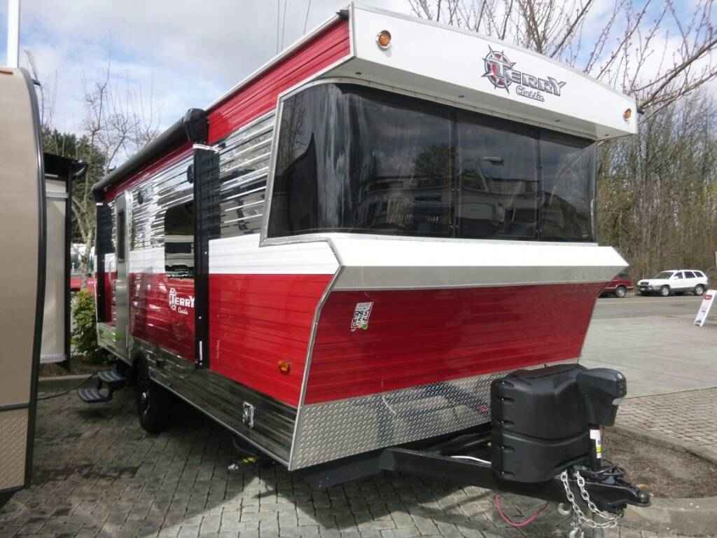 Terry Travel Trailer Ft