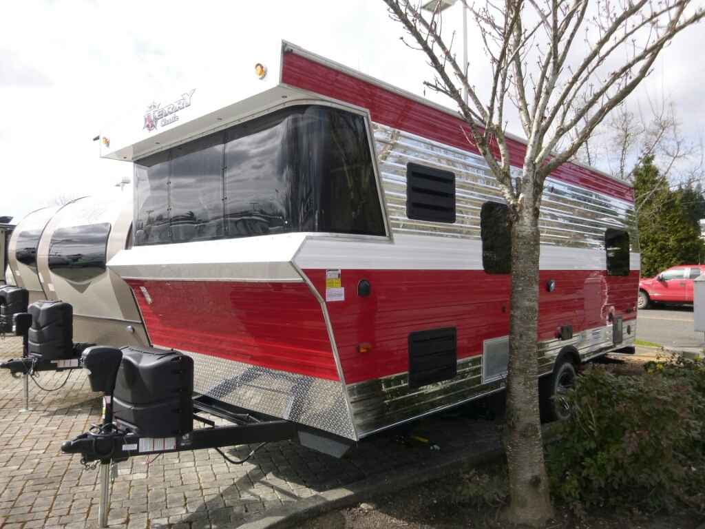 2019 New Terry Classic V22 Travel Trailer In Washington Wa