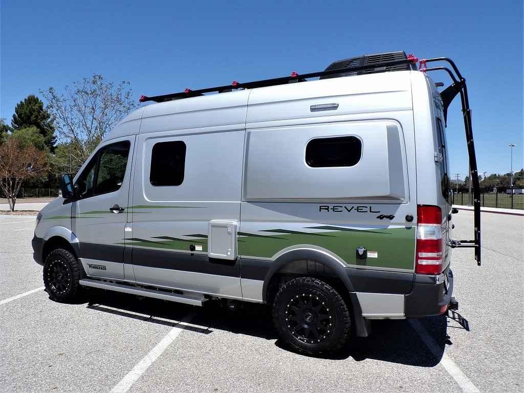 8bb08dd2c0 2019 New Winnebago Revel 44E 4X4 Sprinter Mercedes Turbo Diesel Class B in  California CA