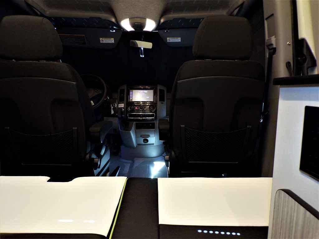 2019 New Winnebago Revel 44E 4X4 Sprinter Mercedes Turbo ...